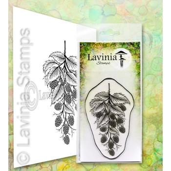 Lavinia Stamps BLACKBERRY Clear Stamp LAV659