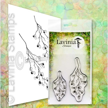 Lavinia Stamps WILD BERRY Clear Stamps LAV670