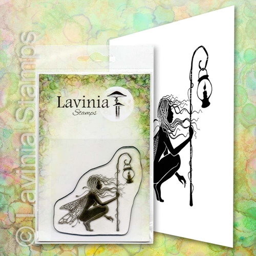 Lavinia Stamps SEREN Clear Stamp LAV664 Preview Image