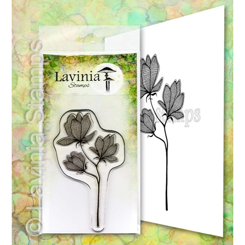 Lavinia Stamps LILIUM Clear Stamp LAV653 Preview Image