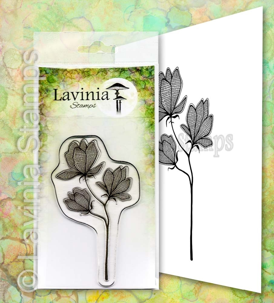 Lavinia Stamps LILIUM Clear Stamp LAV653 zoom image