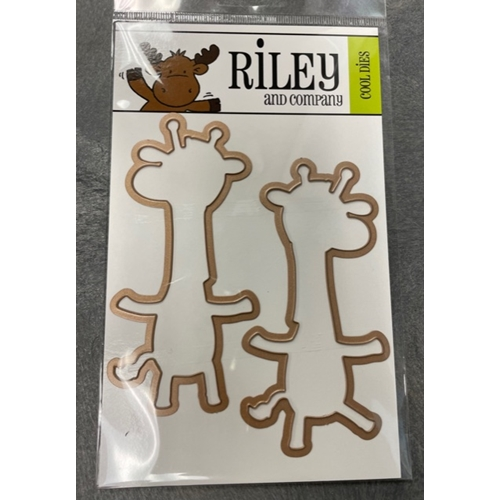Riley And Company Dress Up GIRAFFE Die RD004  Preview Image