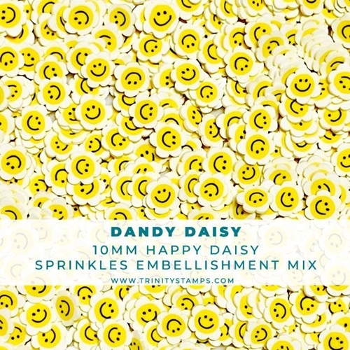 Trinity Stamps DANDY DAISY Embellishment Box esb121 Preview Image