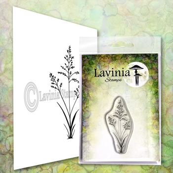 Lavinia Stamps ORCHARD GRASS Clear Stamp LAV672