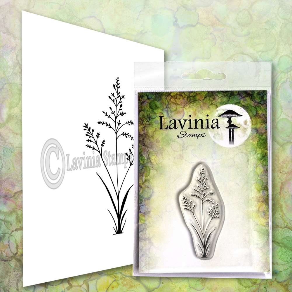 Lavinia Stamps ORCHARD GRASS Clear Stamp LAV672 zoom image