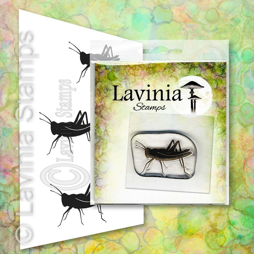 Lavinia Stamps JIMINY Clear Stamp LAV661 zoom image