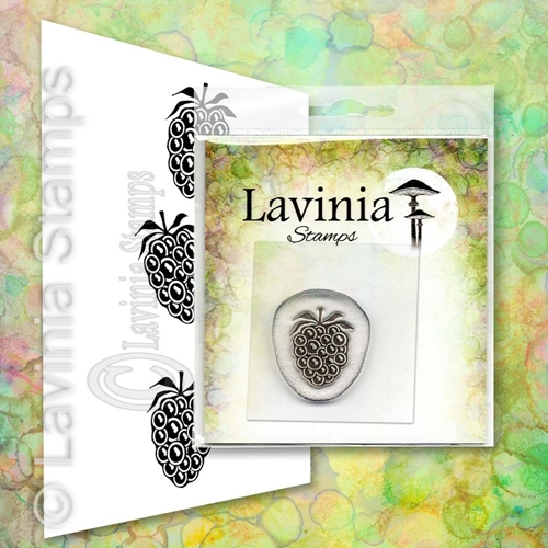 Lavinia Stamps MINI BLACKBERRY Clear Stamp LAV650 Preview Image