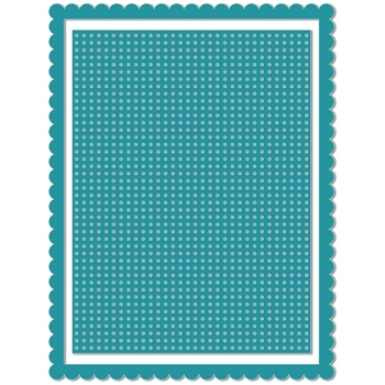 We R Memory Keepers REVOLUTION CART FRONT STITCH GRID Dies 60000118