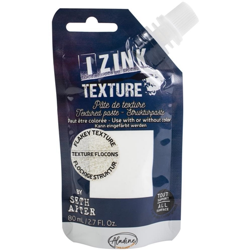 Aladine IZINK FLAKEY Texture Paste ad82072 Preview Image