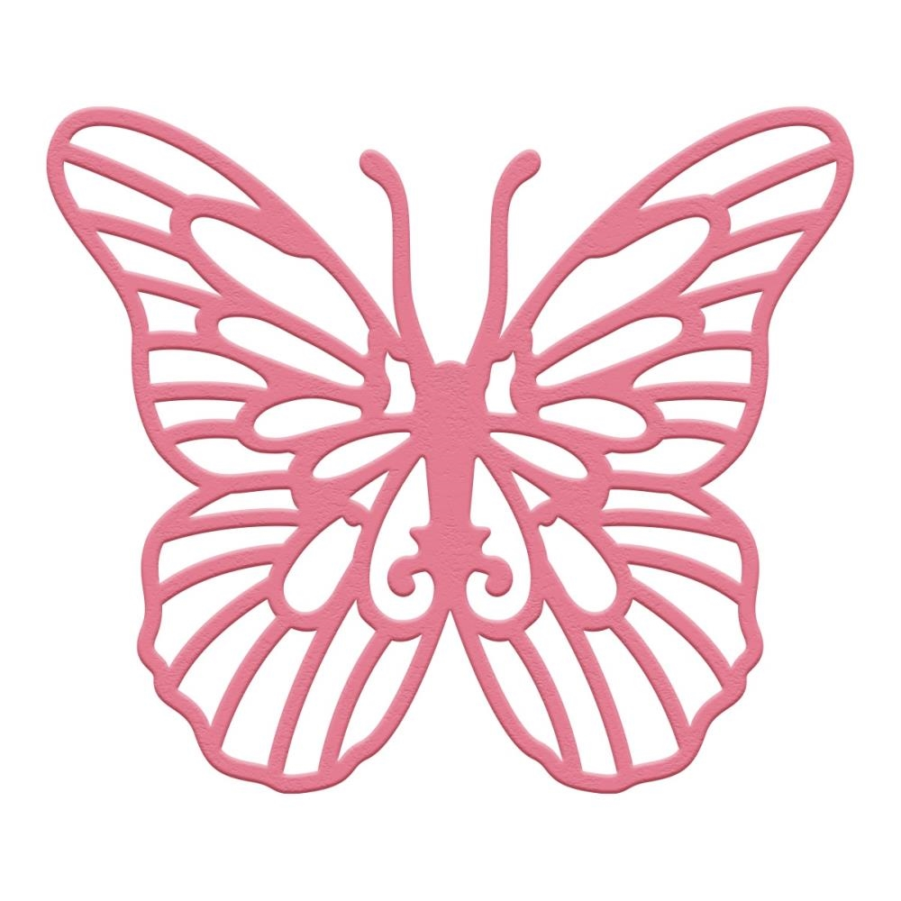Couture Creations FILIGREE BUTTERFLY Mini Die co728371 zoom image