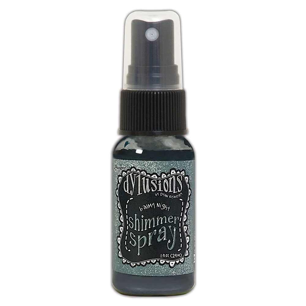 Ranger Dylusions BALMY NIGHT Shimmer Spray dyh77480 zoom image