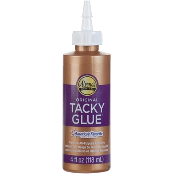 Aleene's ORIGINAL TACKY GLUE 4oz Adhesive