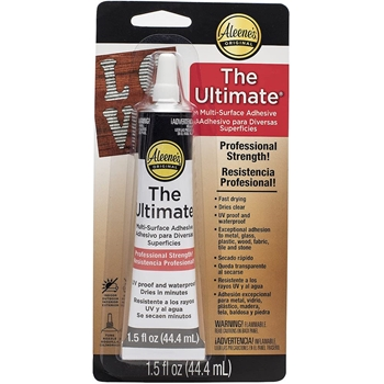 Aleene's THE ULTIMATE Multi-Surface Adhesive 33260