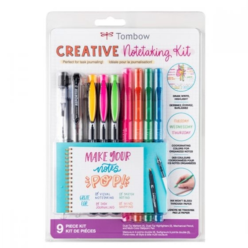 Tombow CREATIVE NOTE TAKING Kit 56301 Preview Image