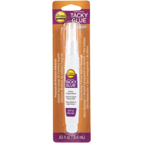 Aleene's TACKY GLUE PEN Fast Drying Adhesive 21710 Preview Image