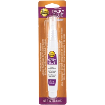 Aleene's TACKY GLUE PEN Fast Drying Adhesive 21710