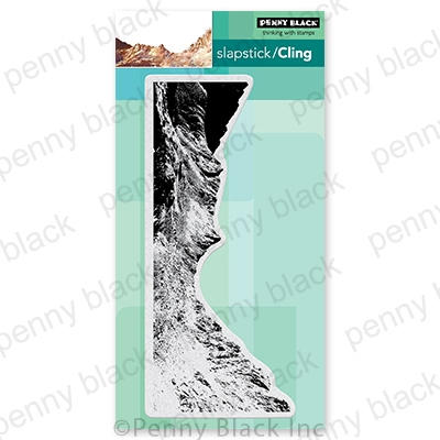 Penny Black Cling Stamp PICTURESQUE 40-778 Preview Image