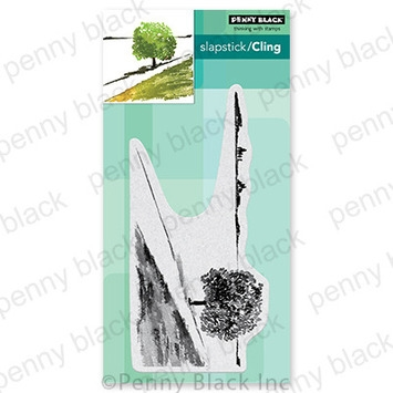 Penny Black Cling Stamp WANDER 40-750 Preview Image