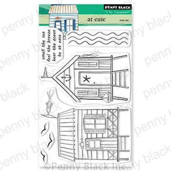 Penny Black Clear Stamps AT EASE 30-844