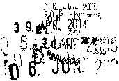 Tim Holtz Rubber Stamp DATES Number Background Stampers Anonymous J2-1484 Preview Image