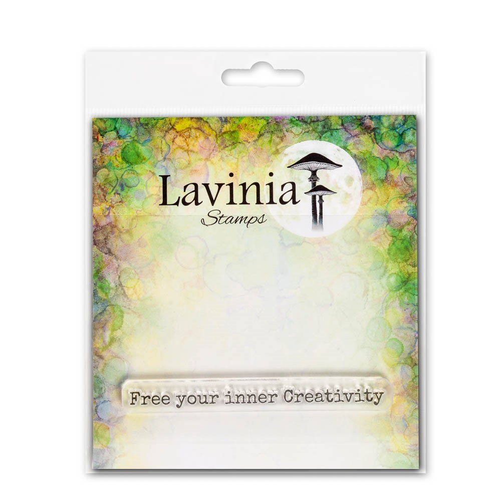 Lavinia Stamps CREATIVITY Clear Stamps LAV674 zoom image