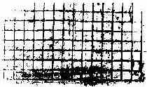 Tim Holtz Rubber Stamp GRIDLOCK Background Stampers Anonymous K5-1486