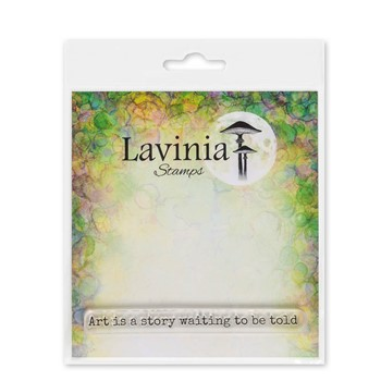 Lavinia Stamps ART IS A STORY Clear Stamps LAV678