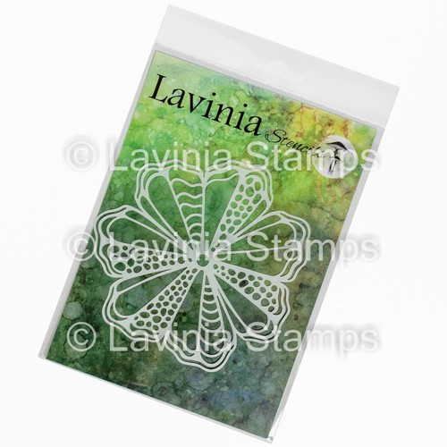 Lavinia Stamps FLOWER MASK Stencil ST025 Preview Image