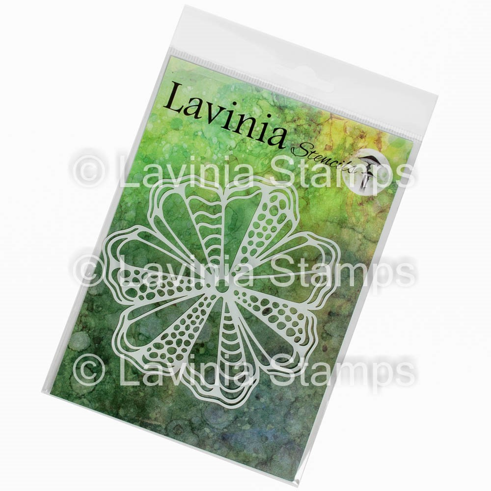 Lavinia Stamps FLOWER MASK Stencil ST025 zoom image