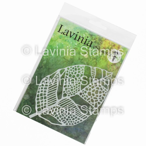 Lavinia Stamps LEAF MASK Stencil ST026 Preview Image