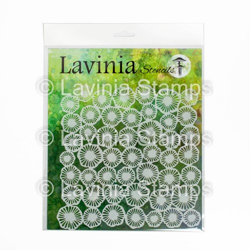Lavinia Stamps POSY Stencil ST019 Preview Image