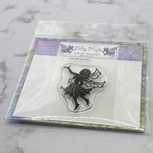 Fairy Hugs HARMONY Clear Stamp FHS-225 Preview Image