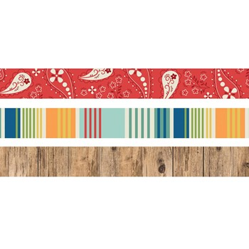 Simple Stories HOWDY Washi Tape 15420