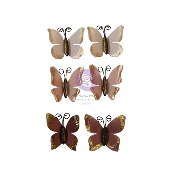 Prima Marketing BUTTERFLY CHASE Sharon Ziv Flowers 930370