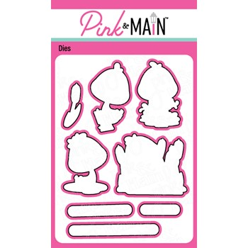 Pink and Main JUST DUCKY Dies PNM331