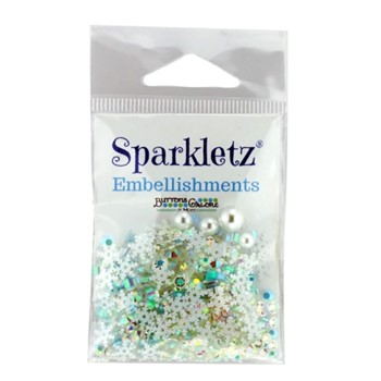 Buttons Galore and More SPRINKLETZ AVALANCHE Embellishments SPK157
