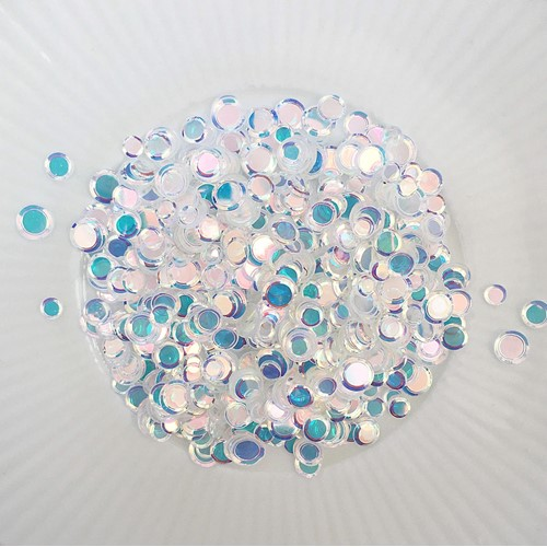 Little Things From Lucy's Cards Sprinkles SHIMMERING CIRCLES LB395 Preview Image