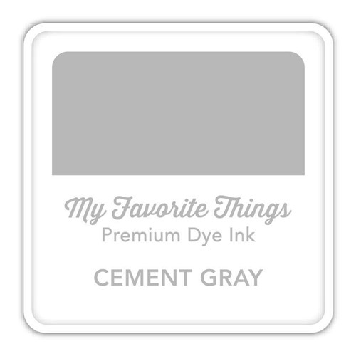 My Favorite Things CEMENT GRAY Premium Dye Ink Cube icube145 Preview Image