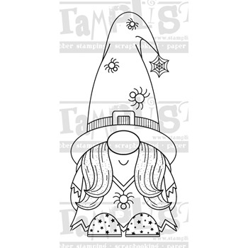 Stamplistic LOOPPEN Cling Stamp j210702