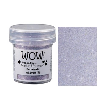 WOW Embossing Glitter PERIWINKLE WS303R
