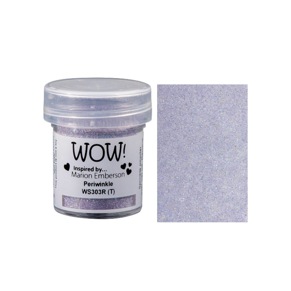 WOW Embossing Glitter PERIWINKLE WS303R zoom image