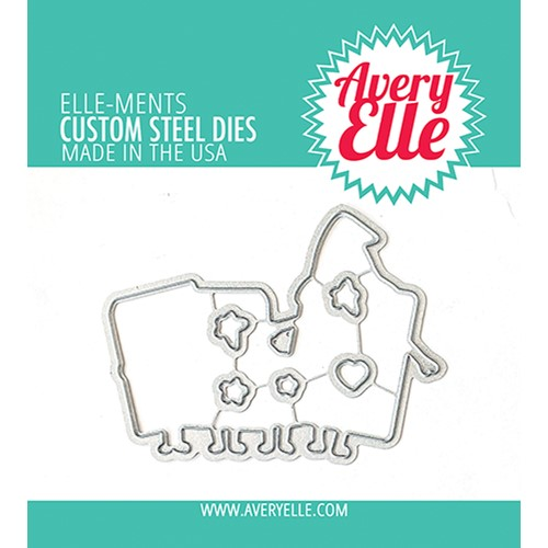 Avery Elle Steel Dies HALLOWEEN S'MORES D-21-28 Preview Image