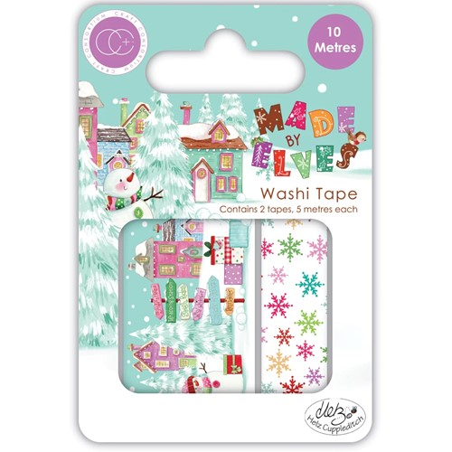 Craft Consortium MADE BY ELVES Washi Tape CCWTPE013 Preview Image