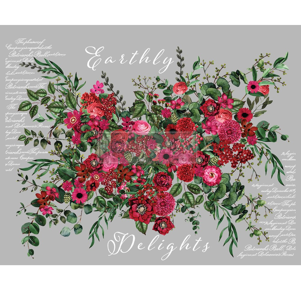 Prima Marketing EARTHLY DELIGHTS ReDesign Decor Transfers 650384 zoom image