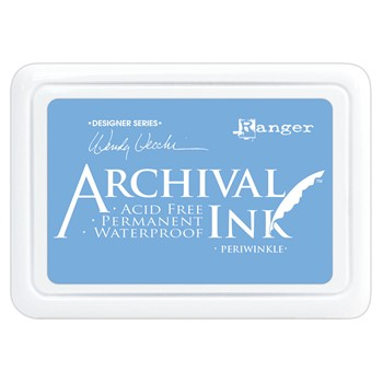 Ranger Wendy Vecchi Archival PERIWINKLE Ink Pad aid74014
