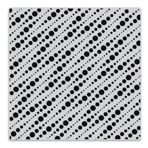Hero Arts Cling Stamp STRING DOTS BOLD PRINTS CG859 Preview Image