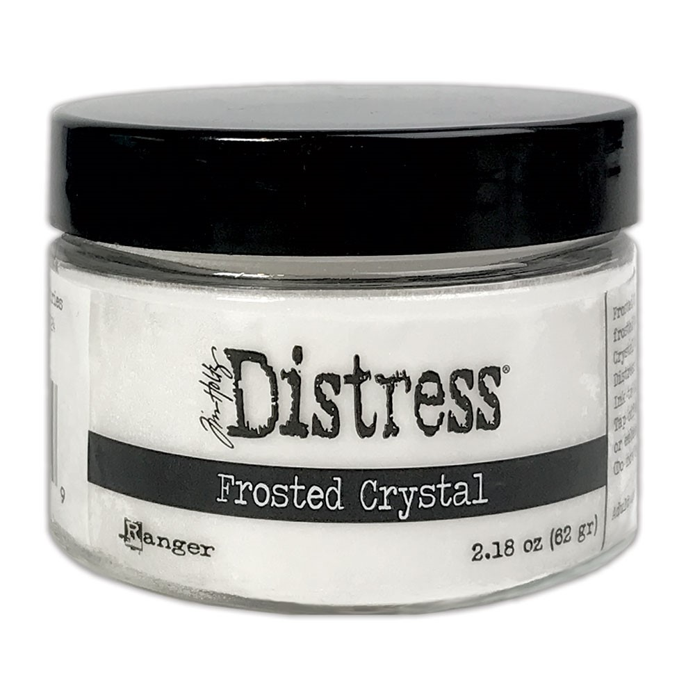 Tim Holtz Distress FROSTED CRYSTAL Embossing Medium tda78319 zoom image