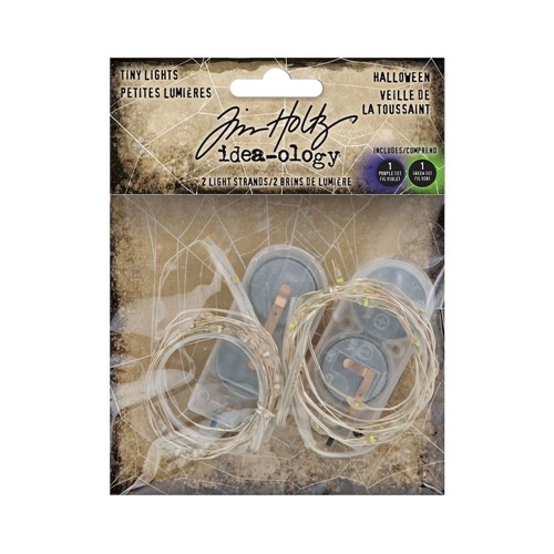RESERVE Tim Holtz Idea-ology HALLOWEEN Tiny Lights th94157 Preview Image