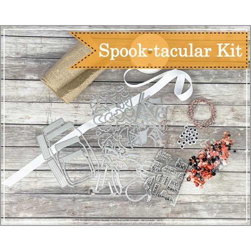 Papertrey Ink SPOOK TACULAR HALLOWEEN Kit 1317 Preview Image