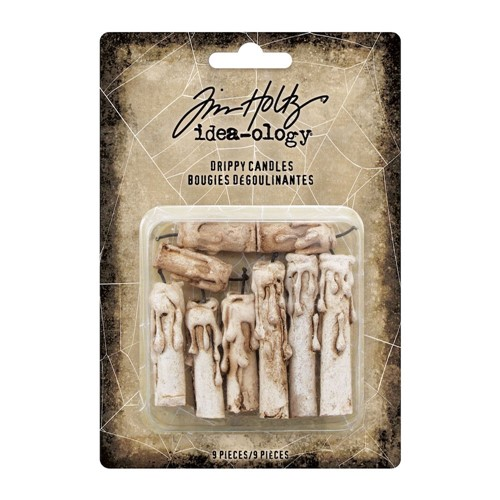 Tim Holtz Idea-ology DRIPPY CANDLES th94172 Preview Image